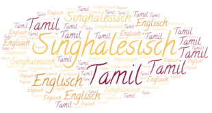 Sprache in Sri Lanka